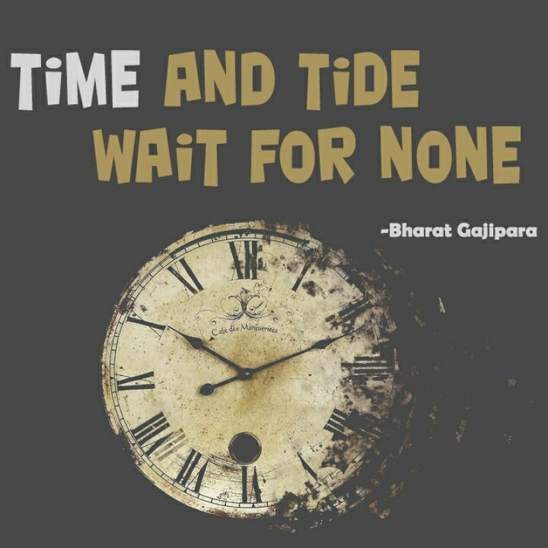 time and tide wait for none Essay/paragraph about the proverb 'time and tide waits for none suitable for students,kids and children studying in class 5,6,7,8,9,10.